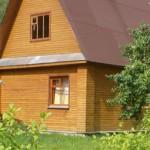 Дом на озере Вельё