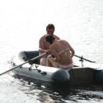 Отдых на озере Вельё