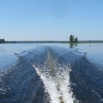 Едем на озеро Вельё