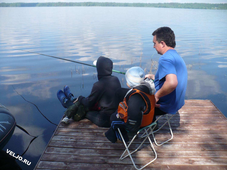 Отдых и рыбалка картинки для
