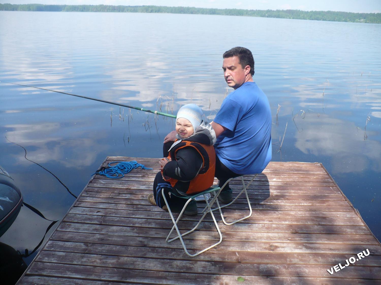 Рассказы о рыбалке на даче